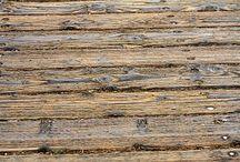 haaveita puusta, kivestä tai betonista