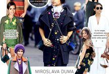Russian it girl! / Miroslava Duma