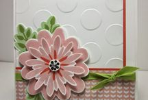Stampin'Up Flower Patch