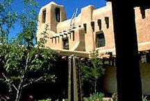 Museums  and Sites of Santa Fe / A pinboard of all the great museums and sites in and around Santa Fe, NM. We think Santa Fe is the place to be!