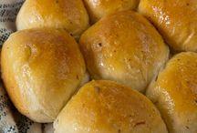 Bread machine / by Sherri Vokey
