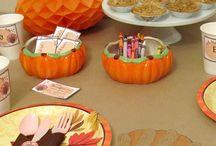 thanksgiving / by Ellie Portman Surckla