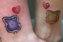 BFF tats / by Chelsea Shoaf