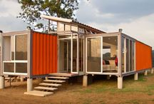 Shipping Container Ideas