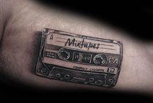 Tatuagem 90's