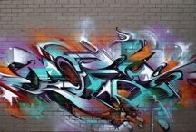 Inspirations / Graffiti