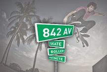 """Blog skate, roller y patinete """"842 AV"""" / Blog sobre roller y skate: trucos, consejos, saltos, historias, pasión y mucho más. ¿Qué estilo te gusta más? ¡Compártelo! http://blog.skate.decathlon.es/"""