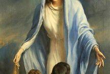 Jesus, Maria e José # Jesus, Mary and Joseph