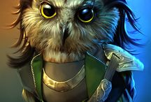 Animal Version Marvel&DC Characters  (Mostly Marvel) / Mostly Marvel...