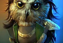 Owlvengers