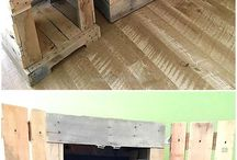 Dřevo projekt