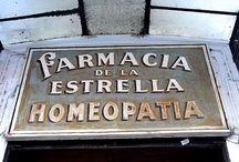 Farmacia de la Estrella / My grandfather along with Italian investors opened the first pharmacy in Argentina.