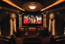 Game/Theater Room / by Danielle Harrison