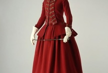 Gowns: Riding Habit / by Sew 18th Century