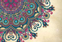 Mandalas colores