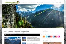 Bloggerview - Hiking, Climbing and Travel Blogs