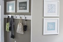 Ideas for Backpack Area / by Julie West