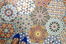Inspiration: Tile a Mile of Art