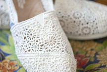 Wedding shoes, flat