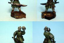 Fantasy Skirmish, Mordheim, Frostgrave