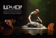 3D images of Hans Ubbink designs for Dance Loud!