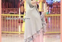 Hijabs Khimar