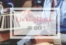 Etre blogueuse / Billets blogging, la vie du blog, ...