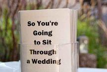 ideer til Roelof og Stines bryllup