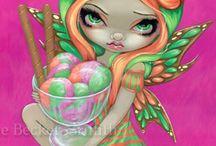 Cukier, słodkości i różne śliczności / Urocze dzieła sztuki
