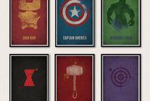 Avengers + a few