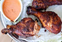 Dinner - chicken and turkey / by Wendy Nowell