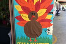 Thanksgiving Classroom Ideas / Find math, literacy, writing, and craft ideas perfect for celebrating fall and Thanksgiving in your Kindergarten, First, or Second Grade classroom.