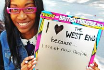 West End Love / We asked you why the West End is so great, and here's what you had to say. What keeps your West End love affair going strong? Tweet us your reasons @ATGTickets! #westendlove
