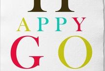 Happy go lucky!