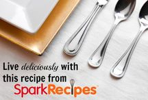 Gluten Free info & recipes