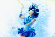 Sailor Mercury / Ami