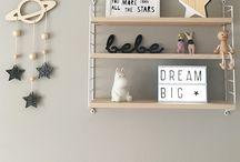 Nursery Wall Signs