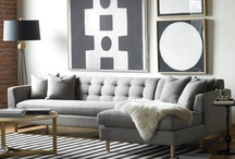 Living Room / You need to love where you lounge and we have a few ideas to make that happen. From the living room wall to the furniture, this board has it all.