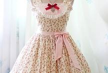 vestido de S João