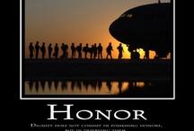 Honor / by Lisa Thurman