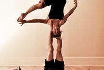 Acroyoga / by Ericα Sutter