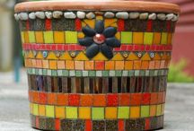 Patterns for Students-flower pots
