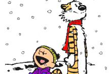 Calvin and Hobbs / by Mary Phillips