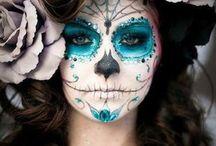 Dia del los muertos / Face paint