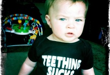 Baby Teething Photos / by Hyland's, Inc.