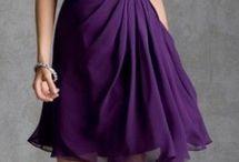 ~The Purple dresses~