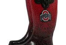 Ohio state buckeyes / by Heidi Florence