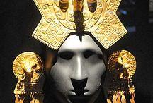 precolumbian jewellry