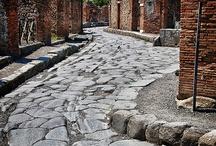 Pompeii & Amalfi Coast Tour / Pompeii. A journey through time. August 24th 79 AD.