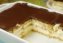 taart en gebak